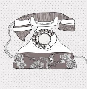 1333977_sfondo-retro-telefono-vettore-vintage-fiori