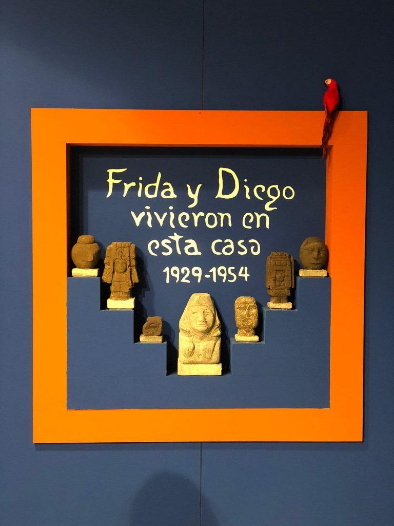 Il Caos Dentro mostra su Frida Kahlo Milano