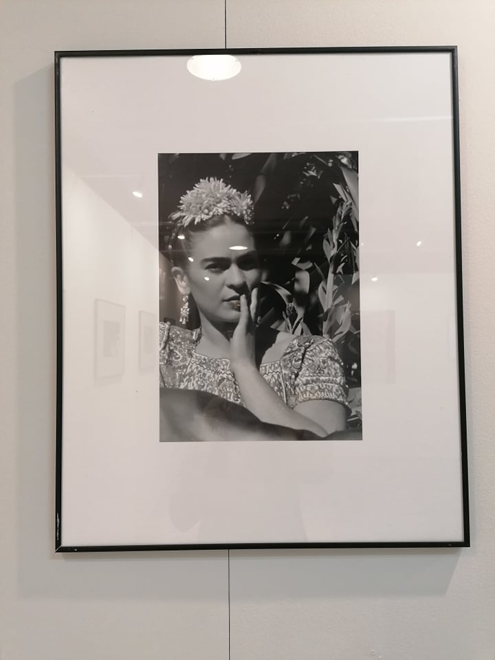 mostra su Frida Kahlo Leo Matiz
