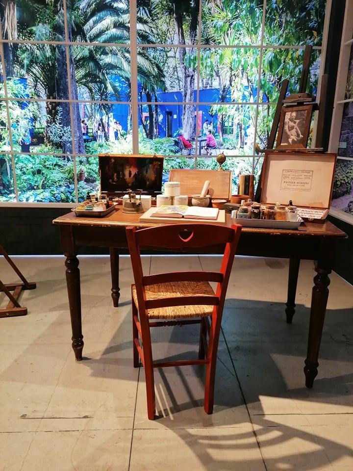 Studio Frida Kahlo mostra Milano