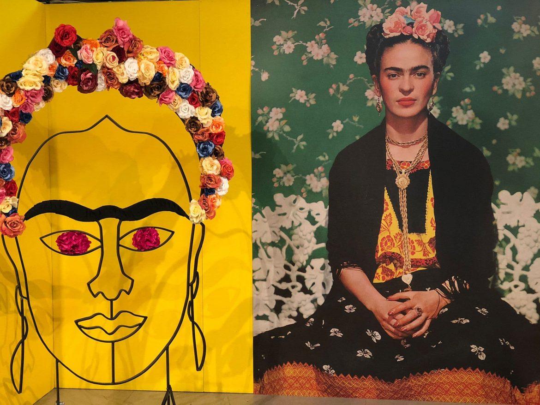 mostra su Frida Kahlo milano il caos dentro