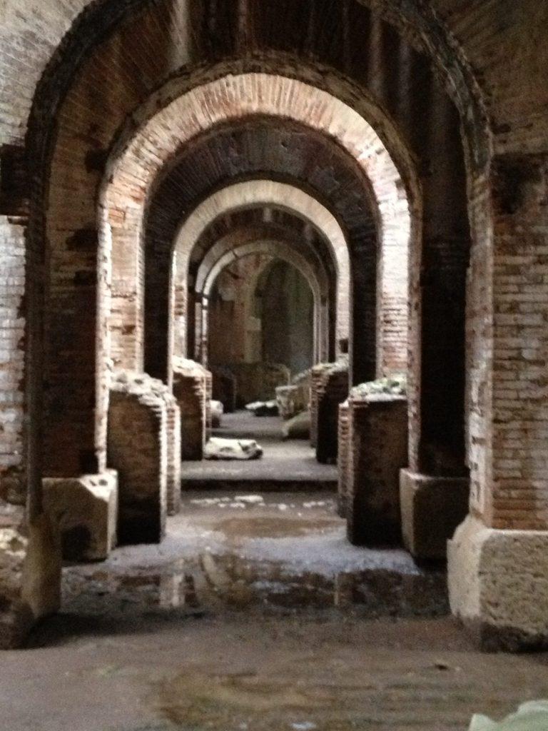 Lo sconosciuto anfiteatro di santa maria capua vetere i - Scuola di cucina santa maria capua vetere ...