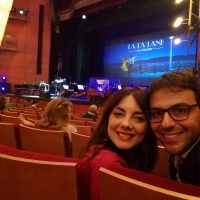 Spettacolo LALALAND in Concert