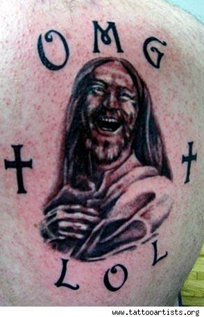 tatuaggi più brutti vangelo