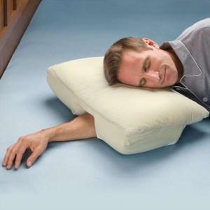 invenzioni più inutili cuscino braccio