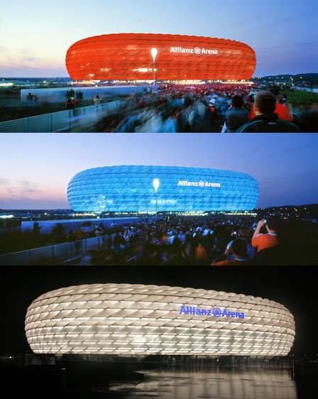 Allianz arena top 5 stadi