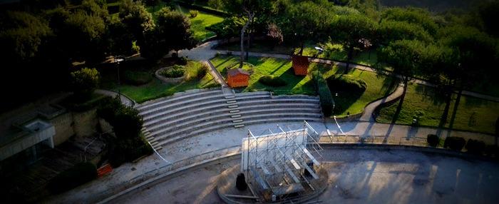 Arena Modernissima - Parco Del Poggio cinema all'aperto Napoli