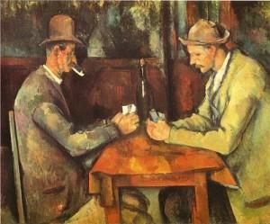 CEZANNE - Giocatori di carte dipinti più cari al mondo