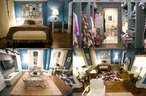 Appartamento Carrie Bradshaw
