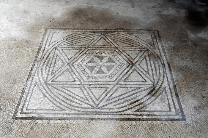 foto pompei - Casa di Trittolemo