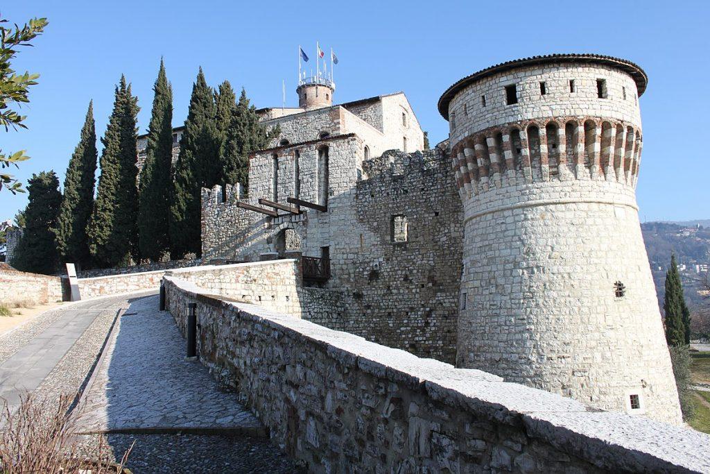 Rocca Del Cidneo castello di brescia capitale della cultura 2023