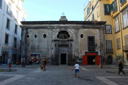 Chiesa dei SS Cosma e Damiano