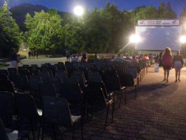 cinema all aperto a napoli