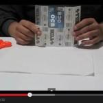 Costruire un'agendina riciclata