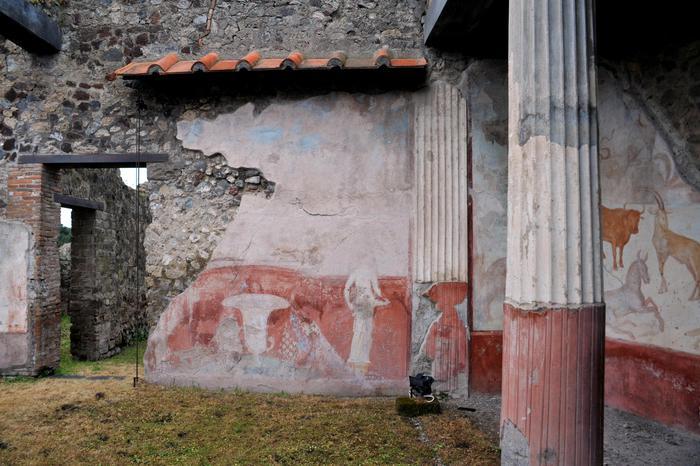 foto pompei - Casa di Romolo e Remo