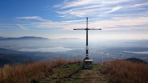 Punti panoramici lombardia_: Croce di Maiano