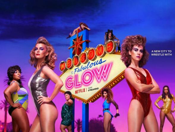 Glow: Sport su Netflix Wrestling femminile