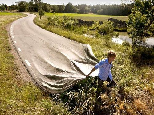 Go your own road Johansson