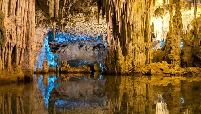 grotte di nettuno sardegna