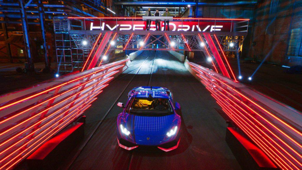Hyperdrive - sport su Netflix automobili