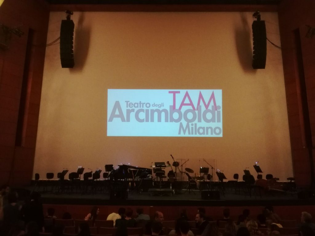 LALALAND in Concert Milano Arcimboldi