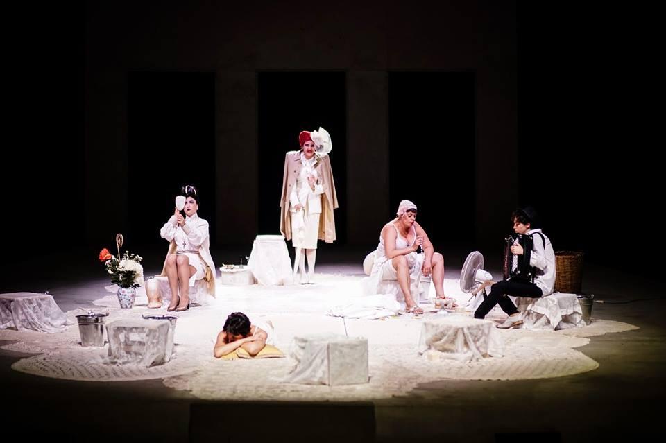 Risultati immagini per teatro bellini shakespeare