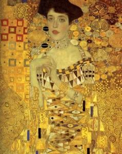 Klimt_ritratto di adele bloch bauer - dipinti più cari al mondo