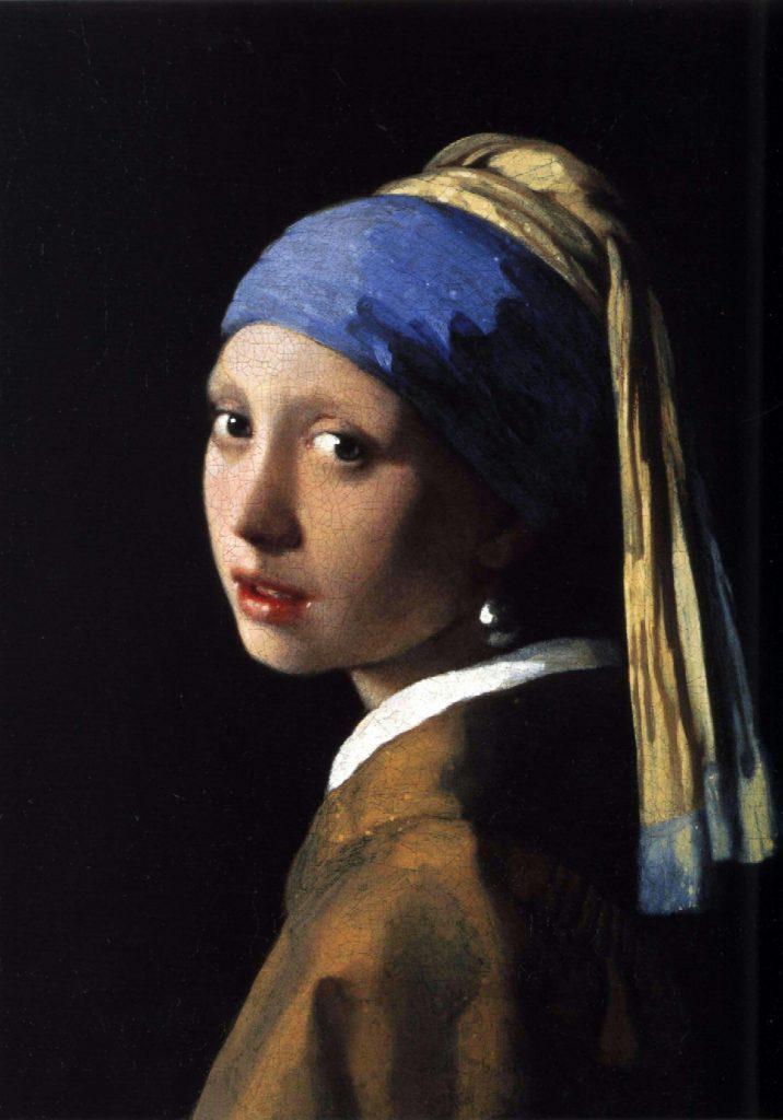La ragazza con l'orecchino di perla bologna