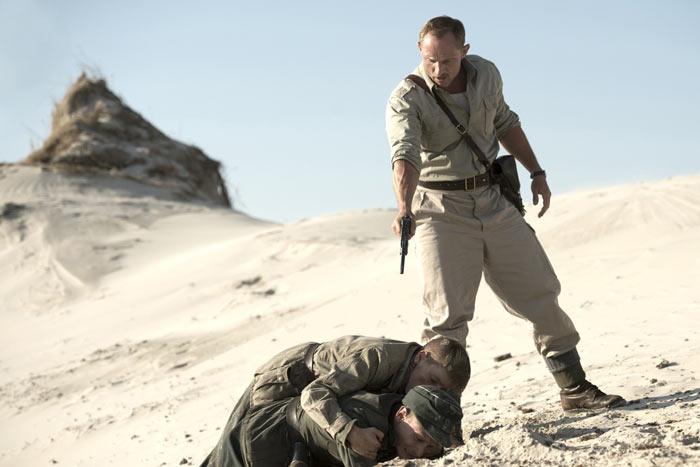 land of mine sotto la sabbia