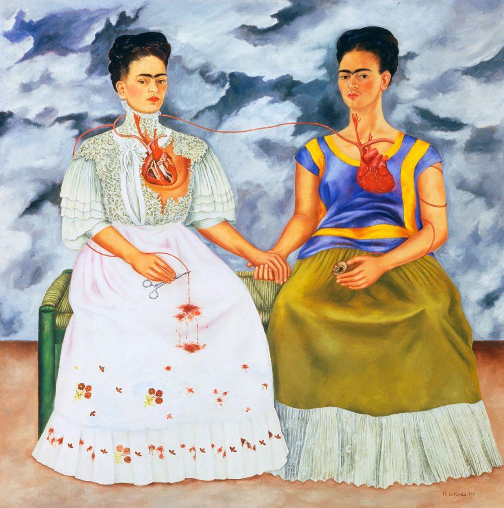 frida kahlo: lettere d'amore e di dolore