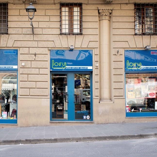 lory negozio