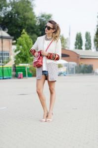 milano fashion week chic blogger