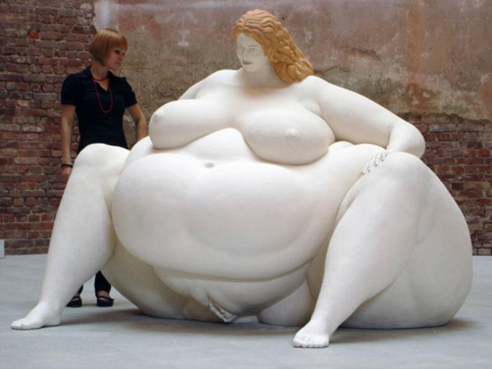 sculture moderne