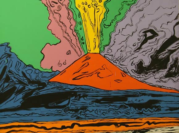 Vesuvius Wharol