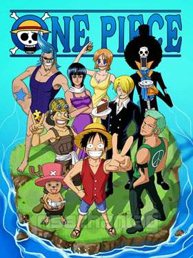 one piace cover