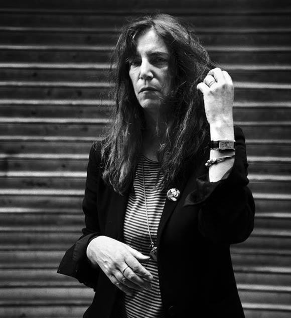 patti smith al duel beat