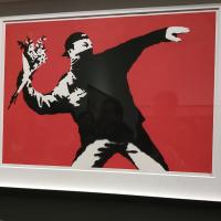Banksy a Milano Mudec mostra