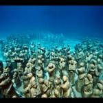 museo acquatico di cancun messico