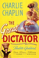 charlie chaplin The_Great_Dictator_poster
