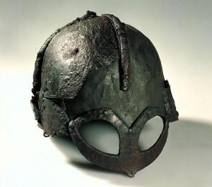 Viking helmet_Mueseum of Cultural History, Oslo vichinghi