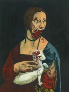 ZombieKB_Adriano_Petrucci_dama_zombie_con_ermellino