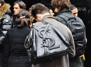 abbigliamento uomo borsa