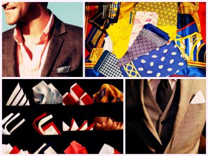 abbigliamento uomo pochette