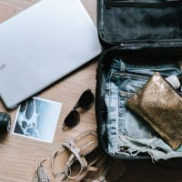 beauty travel kit con make up da viaggio
