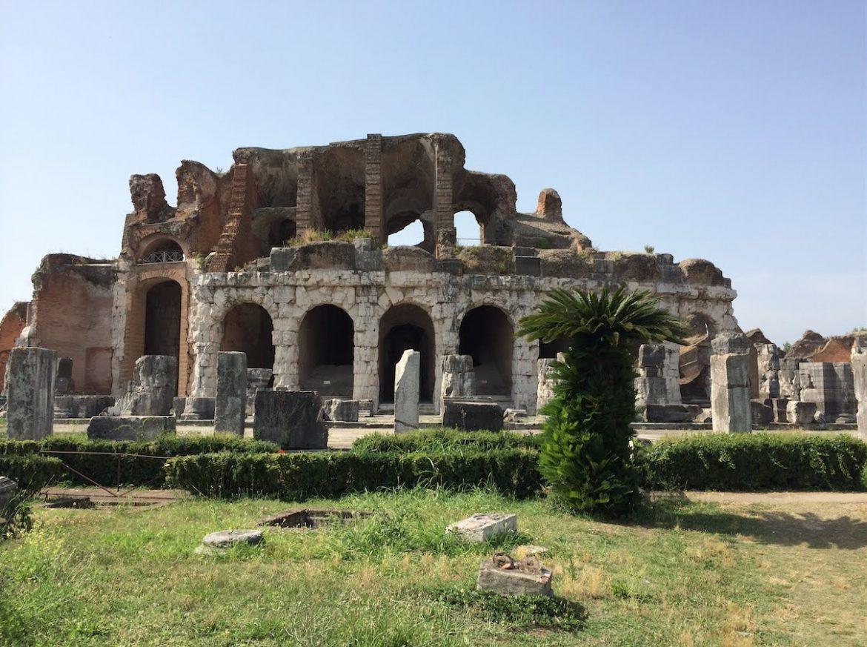 anfiteatro capua