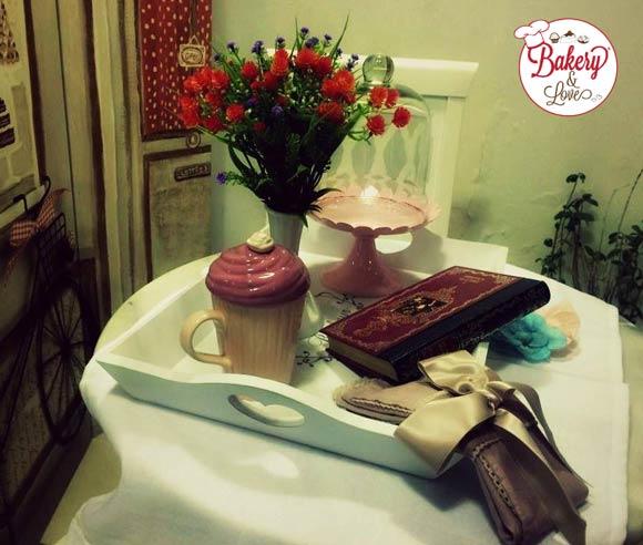 Bakery&love tavolo