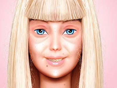biodizionario barbie senza trucco