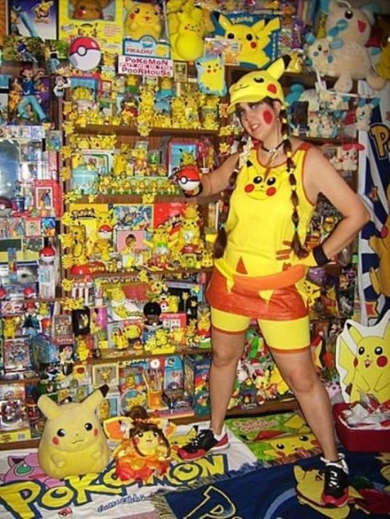 la psicologia del collezionista di pokemon