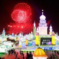 Festival del ghiaccio Harbin