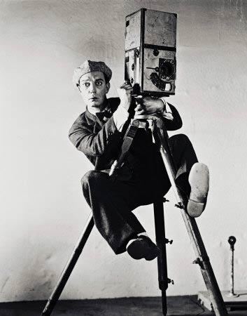 Buster Keaton e lo Slapstick